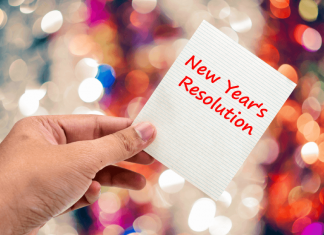 New Year's Resolutions for a Healthy 2018