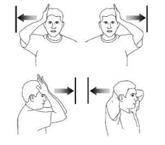 PHYSIOTHERAPY EXERCISES FOR NECK