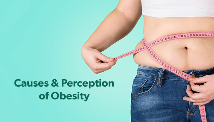 Obesity Causes Perception Tests