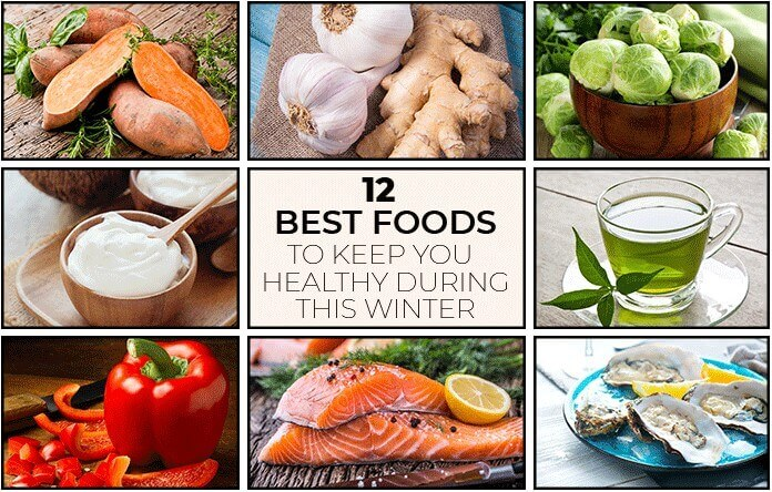 Healthy Foods this Winter Season