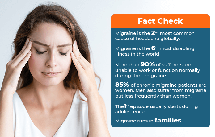 Migraines: Ways to Manage it in Summer
