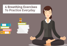 Breathing Exercises to Practice Everyday