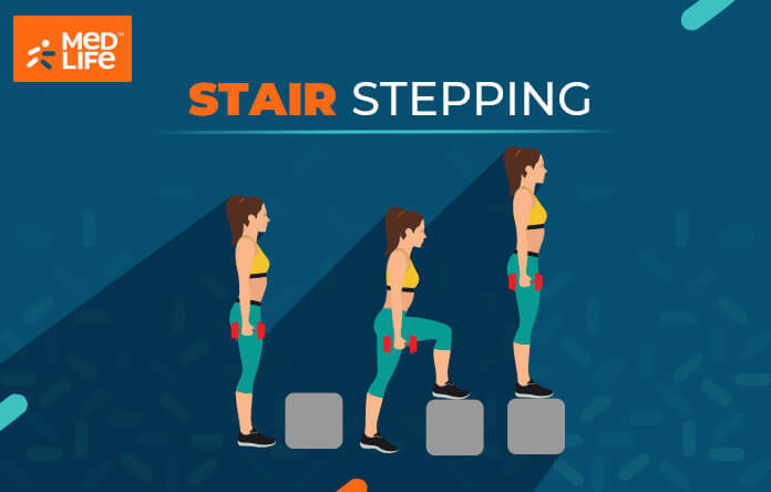 Stair Stepping